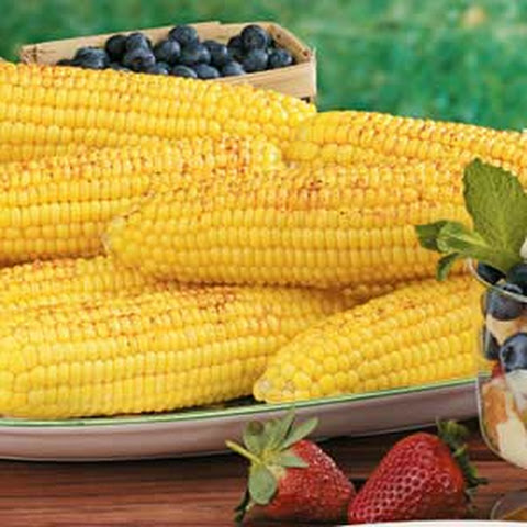 Corn On The Cob With Mustard-Maple-Thyme Butter Recipes — Dishmaps