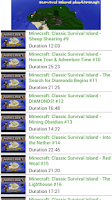 Screenshot of Survival Island Minecraft Map