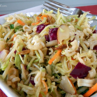 Asian Salad Ramen Noodles Recipes