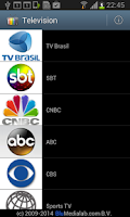Screenshot of Television Lite