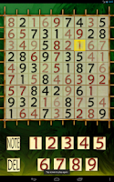 Screenshot of Sudoku Adventure
