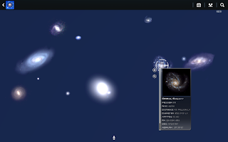 Screenshot of Star Chart