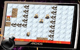 Screenshot of Bomb Hero v1.0