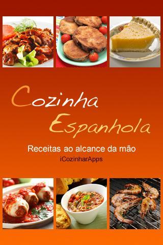 iCozinhar Espanhola