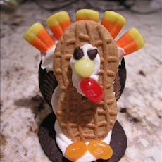 Edible Candy Cookie Turkey