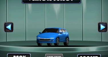 Screenshot of Street Racer Parking 3D