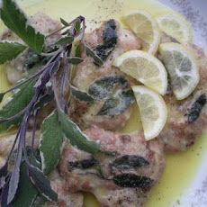 Sage and Lemon Chicken