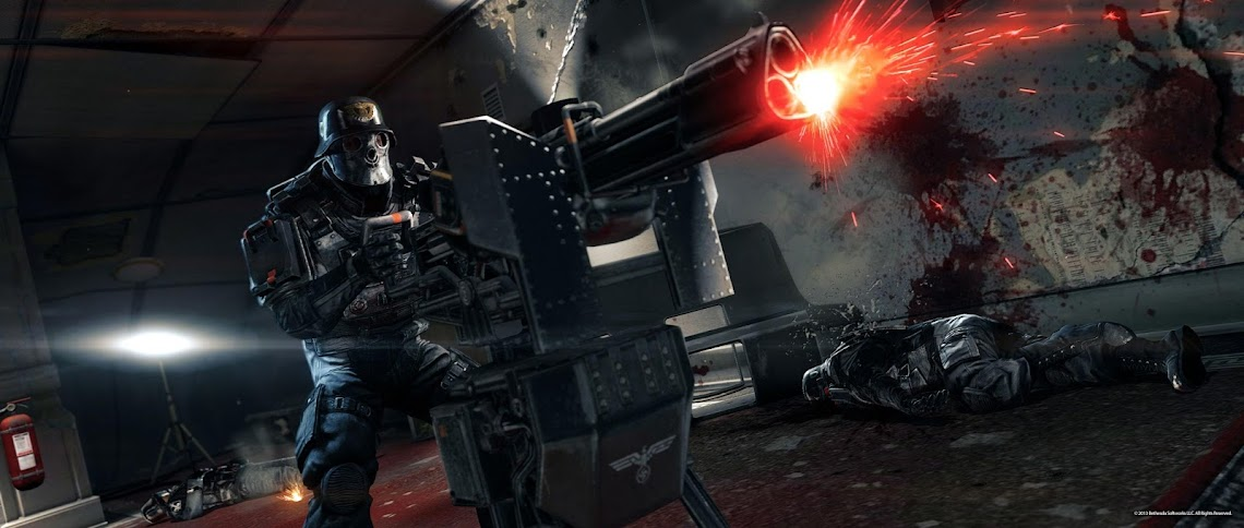 Wolfenstein: The New Order Hands-on