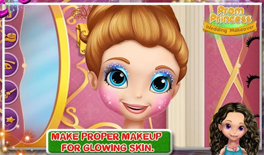 Prom Princess Wedding Makeover - screenshot