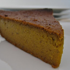 Gluten Free Blender Pumpkin Pie