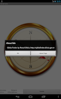Screenshot of Qibla Finder