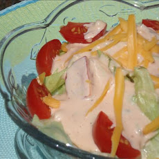Kraft's Thousand Island Dressing