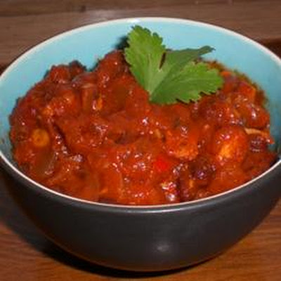 Amazing Hawaiian Chicken Chili