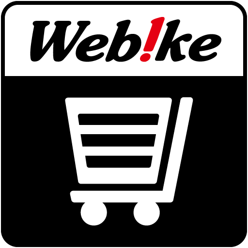 Webike Shopping LOGO-APP點子