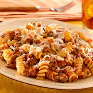Vegetable Rotini Pasta Recipes