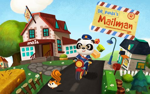 Dr. Panda Mailman - screenshot
