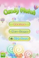 Screenshot of Candy Match