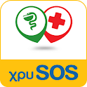 XrySOS Pharmacies - Hospitals icon