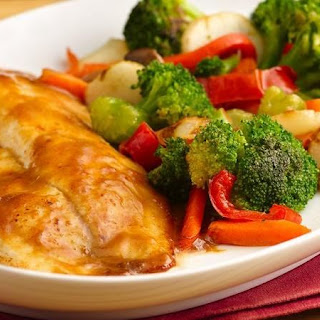 Fried Tilapia And Vegetables Recipes | Yummly