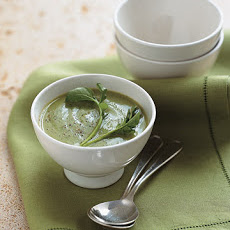 Watercress-Cauliflower Soup