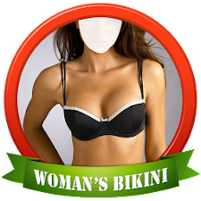 woman bikini wear