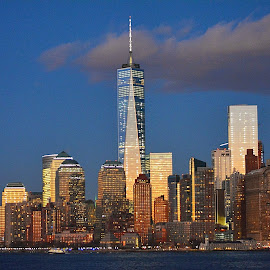 New York City by Kaushik Datta - Landscapes Travel ( world trade center, new york, nyc )