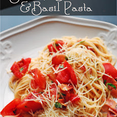 Bacon, Tomato and Basil Pasta – 20 minute meal