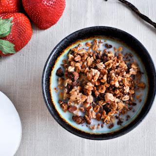 Strawberry Vanilla Granola Recipes