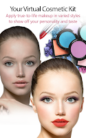 Screenshot of YouCam Makeup -Makeover Studio