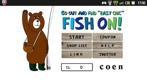 coen FISH GAME