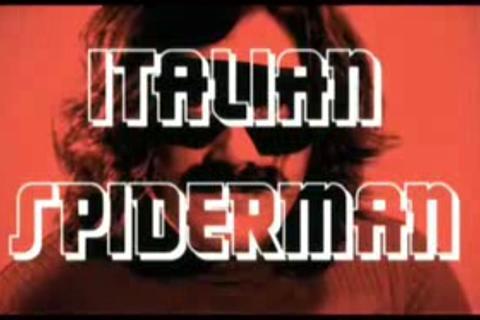 Italian Spiderman Trailer