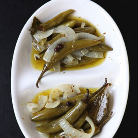 Pickled Serrano Chiles