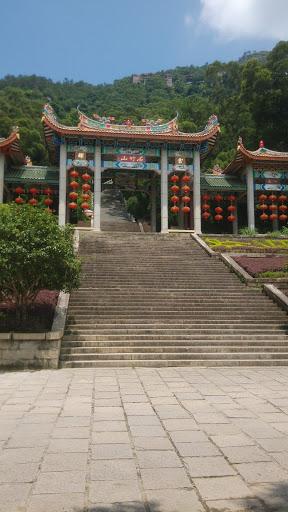 石竹山入口