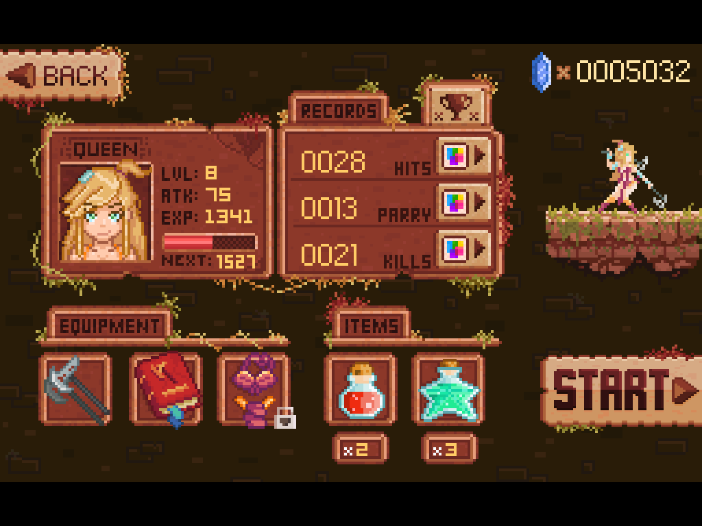 Combo Queen - Action RPG Screenshot 9