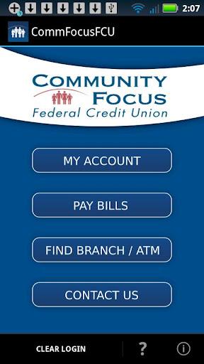 Community Focus Fed Credit Uni