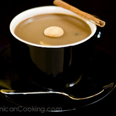 Habichuelas con Dulce Recipe (Dominican Sweet Cream of Beans)
