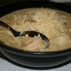 CrockPot Fish Chowder