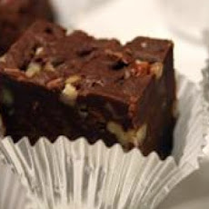 Coffee-Chip Fudge