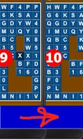 Screenshot of ABC Solitaire