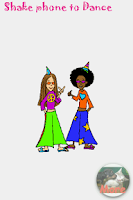 Screenshot of Hippie Dance
