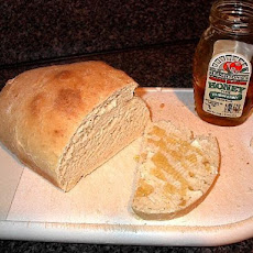 Sour Cream and Vanilla Bread