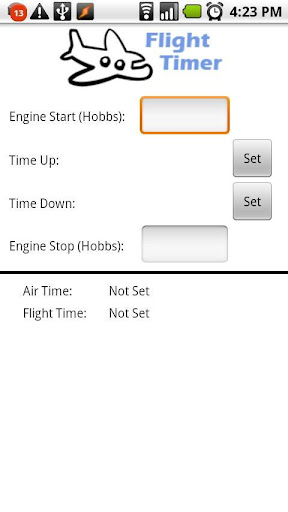 Flight Timer Lite