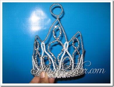Accesorios: Corona para Reyna de Belleza…