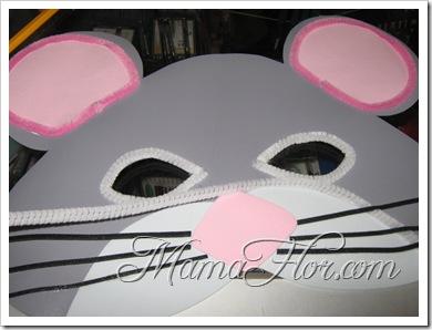 Aprende a hacer un Antifaz o Mascara de Rata o Ratón | Disfraces
