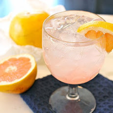 The Pink Paloma Cocktail
