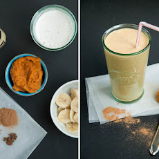 From the Blender: Pumpkin Spice Smoothie