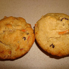 Carrot Raisin Muffins