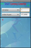 Screenshot of Smart Currency Converter