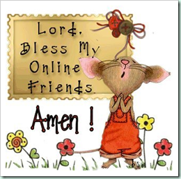 mouse prayer
