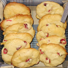 Cranberry Drop Cookies
